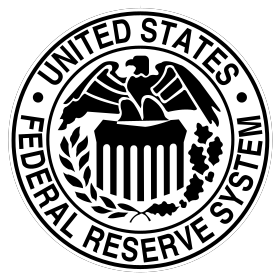 Federal Reserve Logo (Wikipedia)